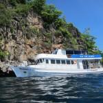 Tauchen Sarkpoint Phuket mit Tagestouren der MV Choksomboon