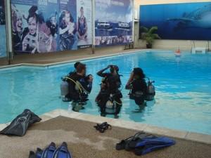 Phuket Tauchkurse - PADI Open Water Diver