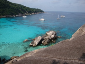 Donald Duck Bay - Similan Islands National Park