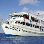 MV South Siam - Thailand Tauchsafari