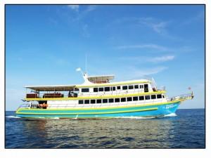 Tauchsafaris Similan - MV Oktavia