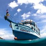 Surin Tauchsafari - MV Dolphin-Queen