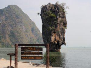 Phang Nga Bay Ausflug